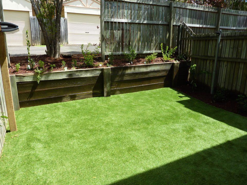 Runcorn - After Artificial turf install