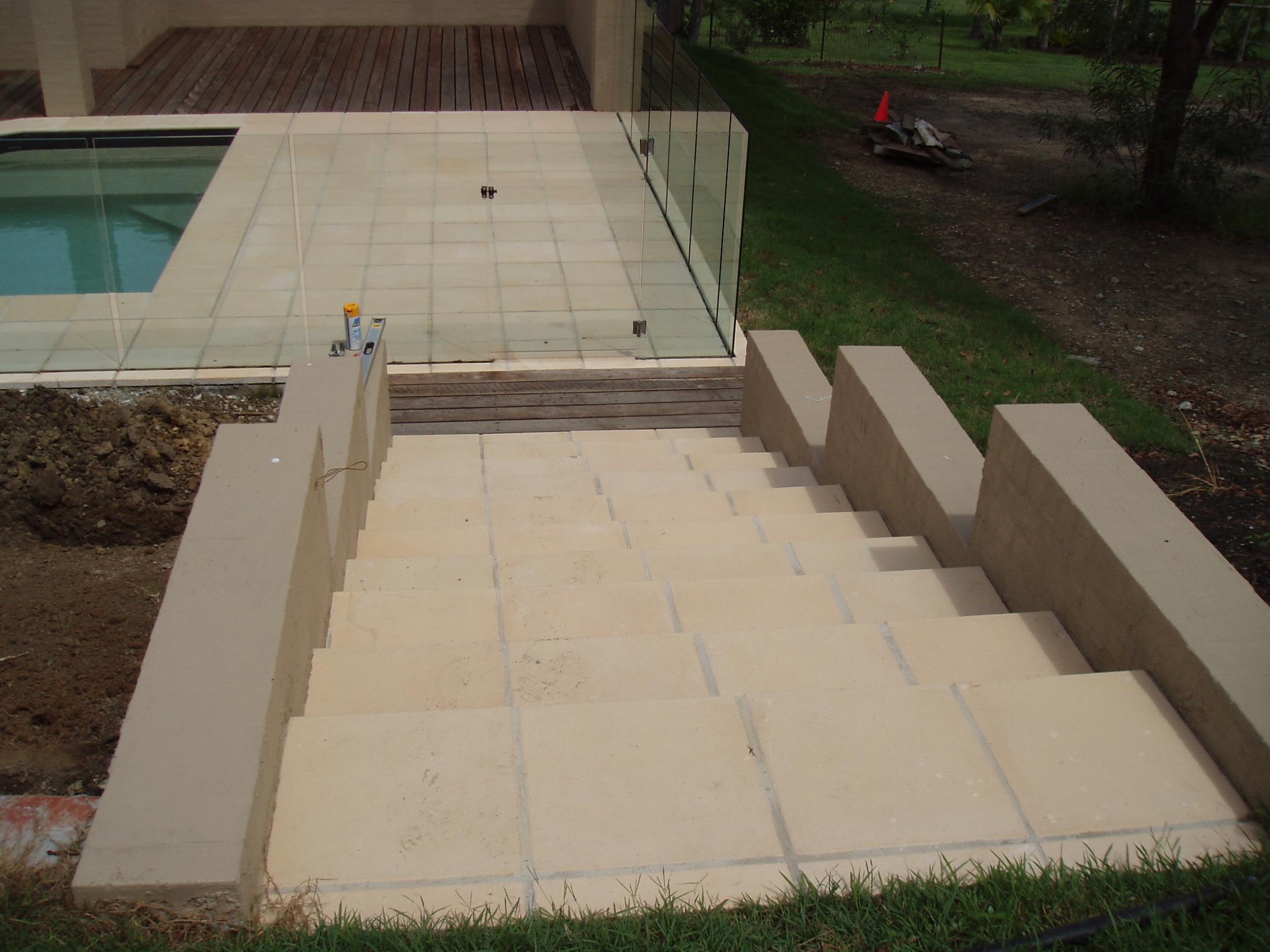 Paving brisbane for Pool builders yatala