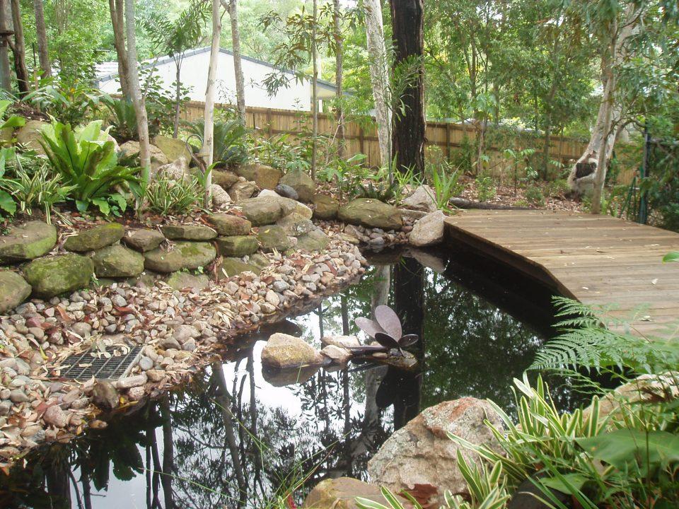 landscape design Brisbane